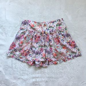 H&M high waisted shorts